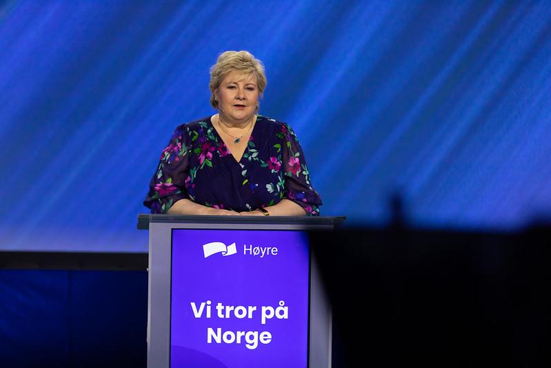 Svakt  betre  om  nynorsk  frå  Høgre